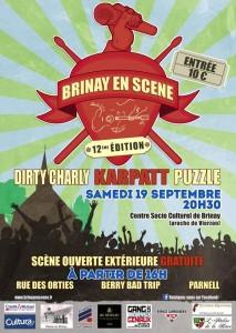 Affiche Brinay