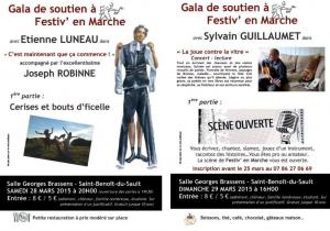 Affiche St Benoît