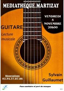 lecture musicale nov21